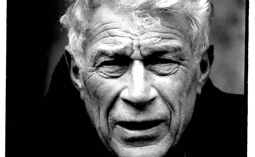 Portrait of John Berger